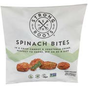 Strong Roots Spinach Bites, 13.3 Ounce -- 12 per case