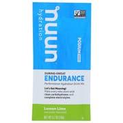 Nuun Hydration Lemon Lime Endurance Hydration Drink Mix, 0.7 Ounce Sachets -- 12 per case