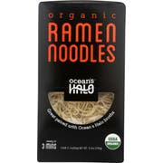Oceans Halo Organic Ramen Noodle, 8.4 Ounce -- 5 per case