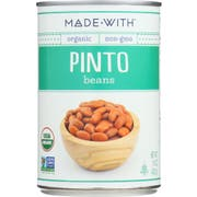 Made With Organic Pinto Beans, 15 Ounce -- 12 per case