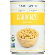 Made With Organic Garbanzo Beans, 15 Ounce -- 12 per case