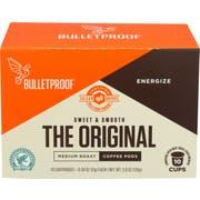 Bulletproof The Original Medium Roast Coffee Pods - 10 count per pack -- 6 packs per case