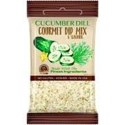 The Pantry Club Cucumber Dill Gourmet Dip Mix, 0.91 Ounce -- 12 per case