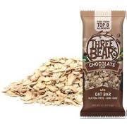 Three Bears Chocolate Chip Oat Bar, 2.25 Ounce -- 12 per case