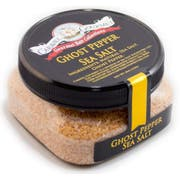 Caravel Gourmet Ghost Pepper Sea Salt, 4 Ounce -- 6 per case