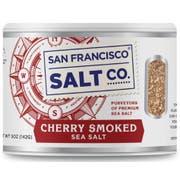 San Francisco Salt Co. Cherrywood Smoked Sea Salt, 5 Ounce -- 6 per case