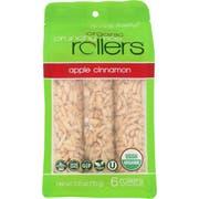 Bamboo Lane Apple Cinnamon Crunchy Rice Roller, 2.6 Ounce -- 8 per case