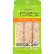Bamboo Lane Caramel Sea Salt Crunchy Rice Roller, 2.6 Ounce Pouch -- 8 per case
