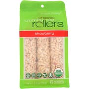 Bamboo Lane Strawberry Crunchy Rice Roller, 2.6 Ounce Pouch -- 8 per case