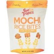 Sun Tropics Tokyo Curry Mochi Rice Bites, 3.5 Ounce -- 12 per case