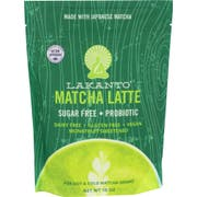 Lakanto Hot Matcha Latte Drinks, 10 Ounce -- 8 per case
