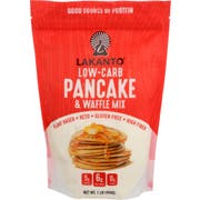 Lakanto Low Carb Pancake and Waffle Mix, 16 Ounce -- 8 per case