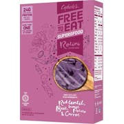 Cybeles Free To Eat Superfood Purple Rotini Pasta, 8 Ounce -- 6 per case