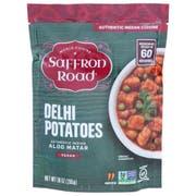 Saffron Road Delhi Potatoes, 10 Ounce -- 6 per case
