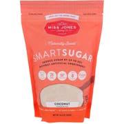 Miss Jones Baking Co Smartsugar Coconut Sugar Blend, 16 Ounce -- 6 per case