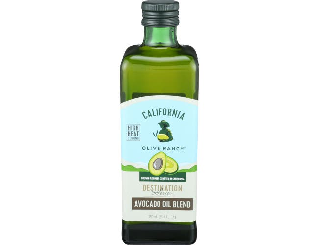 California Olive Ranch Extra Virgin Olive Oil and Avocado Oil Blend, 25.4 Ounce -- 6 per case