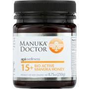 Manuka Doctor 15 Plus Bio Active Honey, 8.75 Ounce -- 3 per case