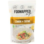 Fodmapped For You Lemon Thyme Risotto, 17.6 Ounce -- 5 per case
