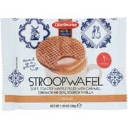 Daelmans Single Jumbo Caramel Stroopwafel, 1.38 Ounce -- 24 per case