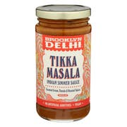 Brooklyn Delhi Vegan Tikka Masala Simmer Sauce, 12 Ounce -- 6 per case