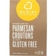 Aleias Gluten Free Parmesan Croutons, 10 Ounce -- 6 per case