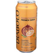 Diabolo Tangerine Pomegranate French Soda, 16 Fluid Ounce -- 12 per case