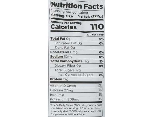 Fuel For Fire Mixed Berry Protein Smoothie, 4.5 Ounce -- 12 per case