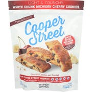 Cooper Street White Chunk Michigan Cherry Cookie, 5 Ounce -- 6 per case