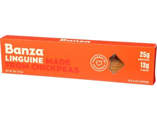 Banza Chickpea Linguine Pasta, 8 Ounce -- 12 per case