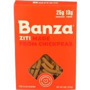 Banza Chickpea Ziti Pasta, 8 Ounce -- 6 per case