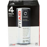 Lifeaid Fitaid Recover Beverage, 12 Fluid Ounce - 4 count per pack -- 6 packs per case