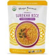 Maya Kaimal Organic Turmeric Plus Cumin Surekha Rice, 8.5 Ounce -- 6 per case