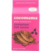 Cocomama Dark Chocolate Cinnamon Hot Cocoa Mix, 7.5 Ounce -- 4 per case