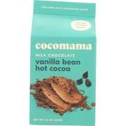 Cocomama Milk Chocolate Vanilla Bean Hot Cocoa Mix, 7.5 Ounce -- 4 per case