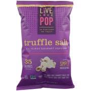 Live Love Pop Truffle Salt Gourmet Popcorn, 4.4 Ounce -- 12 per case