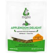 Shameless Pets Applenoon Delight Dog Treat, 5 Ounce -- 6 per case