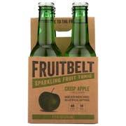 Fruitbelt Crisp Apple Sparkling Fruit Tonic, 8.5 Fluid Ounce - 4 count per pack -- 6 packs per case