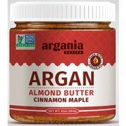Argania Butter Maple Cinnamon Almond Butter, 10 Ounce -- 6 per case