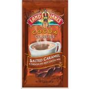 Land O Lakes Cocoa Classics Salted Caramel and Chocolate Hot Cocoa Mix, 1.25 Ounce -- 12 per case