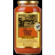Little Italy In The Bronx Marinara Sauce, 24 Ounce -- 6 per case