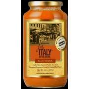 Little Italy In The Bronx Alla Vodka Sauce, 24 Ounce -- 6 per case