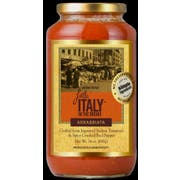 Little Italy In The Bronx Arrabbiata Sauce, 24 Ounce -- 6 per case
