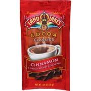 Land O Lakes Cocoa Classics Cinnamon and Chocolate Hot Cocoa Mix, 1.25 Ounce -- 12 per case