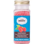 Chocomaker Chocolatier Raspberry Flavored Decorating Sugar, 2.96 Ounce -- 6 per case
