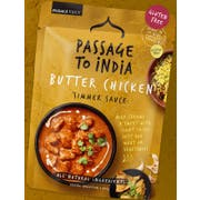 Passage Foods Gluten Free Butter Chicken Simmer Sauce, 7 Ounce -- 6 per case
