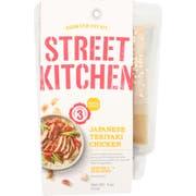 Street Kitchen Teriyaki Japanese Scratch Kit, 9 Ounce -- 4 per case