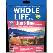 Whole Life Pet Just One Pure Salmon Fillet Dog Treats, 2 Ounce -- 6 per case