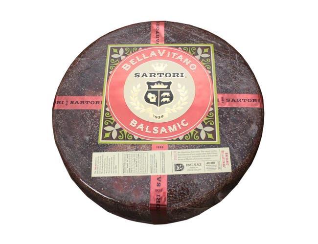Sartori Reserve Balsamic BellaVitano Cheese Wheel, 20 Pound -- 1 each.