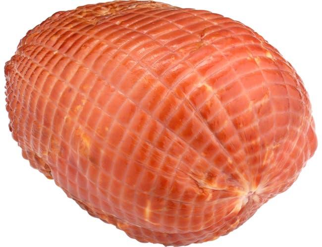 Tyson Wright Brand Hickory Smoked Mini Round Pit Ham, 8 Pound -- 1 each.