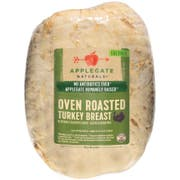 Applegate Antibiotic Free Oven Roasted Turkey Breast, 7 Pound -- 2 per case.